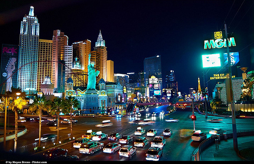 Asi Es Las Vegas La Ciudad Que Nunca Duerme: Explora La Noche De La Ciudad De Las Vegas « Destinos